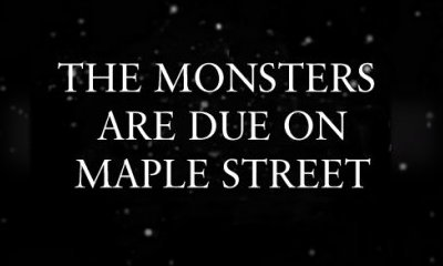 The Twilight Zone 1 22 The Monsters Are Due On Maple Street 1960